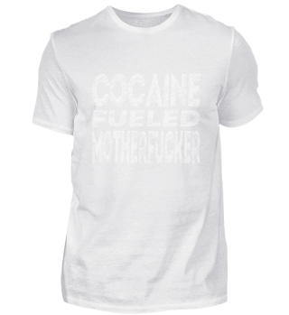 2W0F Coke Fueled Motherfucker | black