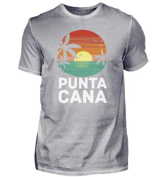 Punta Cana Dominikanische Republik Retro
