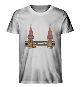 YaBerlin Warschauer Brucke Teeshirt