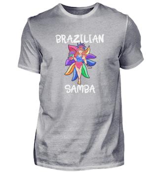 Brazil Samba Rio de Janeiro Costume