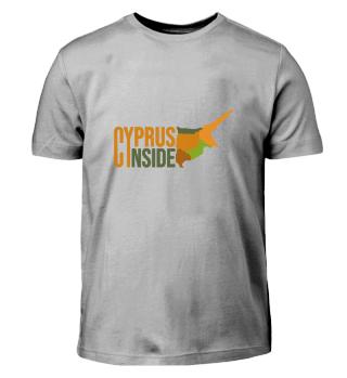 CYPRUS INSIDE shirt kids
