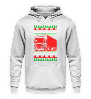 Lastwagen · LKW · Weihnachten