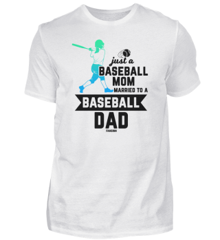 Baseball mother father parents