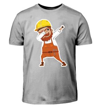 Kinder Bauarbeiter