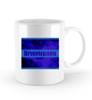 Tasse Urvertrauen