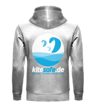 kitesafe.de Unisex Premiumhoodie Logo