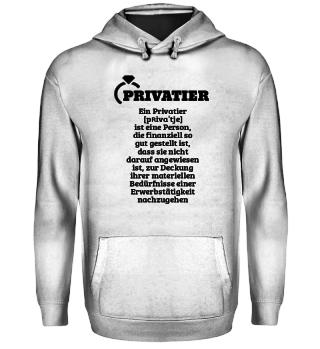 Privatier