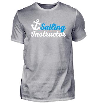 Sailing Instructor - Segel Lehrer