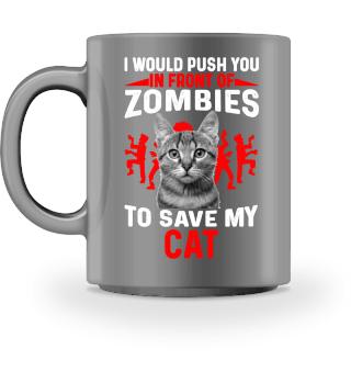 Cat - Catlover - Gift