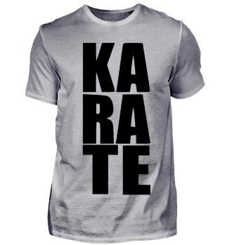 Karate Statement Kampfsport Geschenk