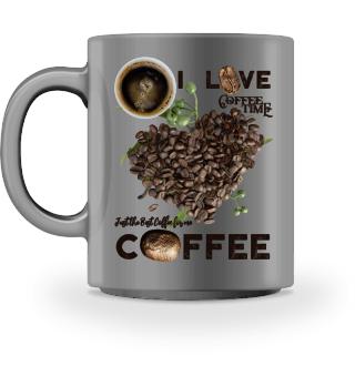 ♥ I LOVE COFFEE #1.26.1T
