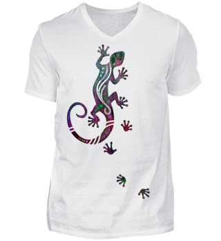 ♥ Ethnological Running Gecko V
