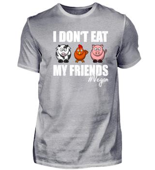 Vegan, Dont eat my friends - Vegan