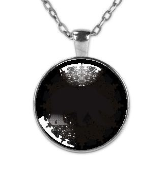♥ Vintage Mandala III Bear I black 2