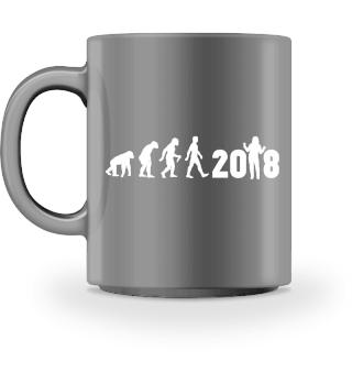 Evolution Of Humans - Female 2018 II