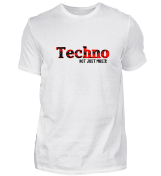 Techno not just music