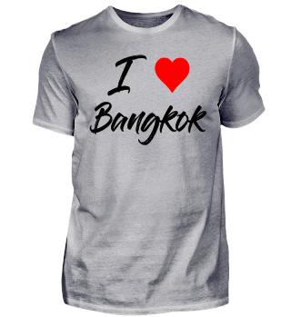 Urlaub Thailand - I Love Bangkok
