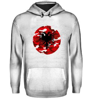 Flamujt e Camouflage Shqiptare Modeli 5