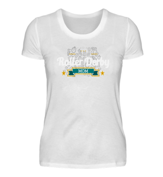 ROLLER DERBY MOM