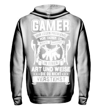 Gamer - wir lösen probleme