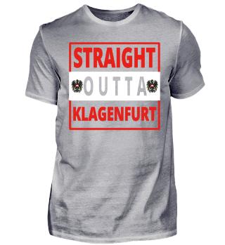 Straight outta Österreich Klagenfurt AUT