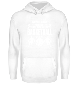 Basketball: Nice until Basketball - Gift