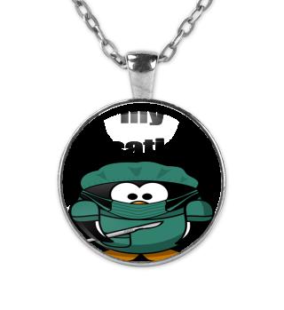 my vocation! OP penguin, doctor, Arzt