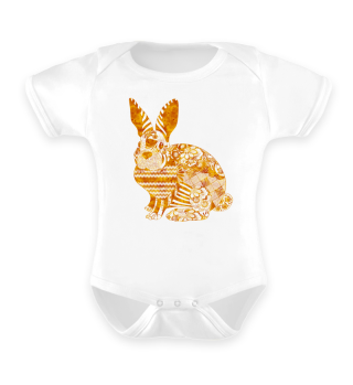 ★ Artistic Ethno EASTER BUNNY 4