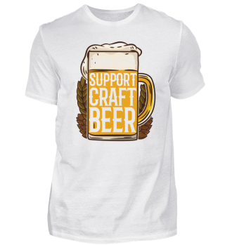 Support Craft Beer Oktoberfest Beer