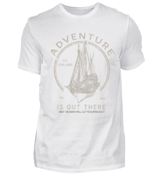 Adventure Sailing T-Shirt