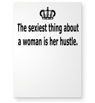 The sexiest thing about a woman