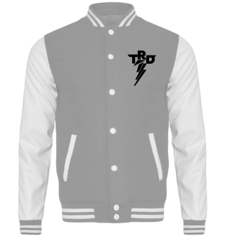 The Ridin Dudes Baseball Jacket