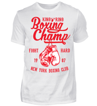 Boxing Champ King of the Ring Fight