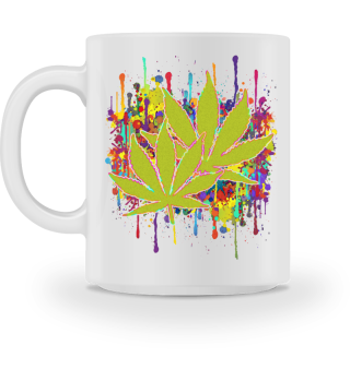 ★ Crazy Running Splashes - Marijuana 1