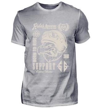 ☛ Rider · Support 66 #1.20