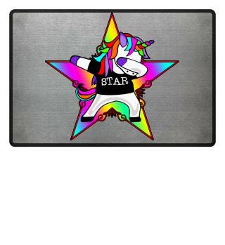 Dabbing Unicorn - Been A Star Dab 1