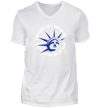New York Amerika USA T-Shirt