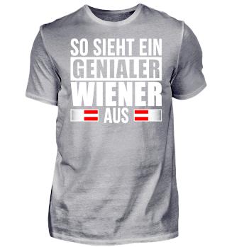 Genialer Wiener Shirt