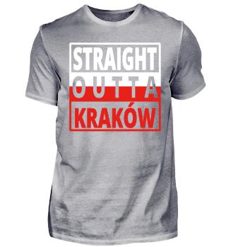 Straight outta Polska Krakow Poland