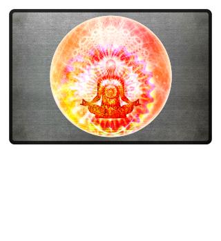 Holy Yoga Lotus Power Meditation rot