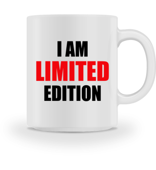 ♥ I AM LIMITED EDITION #1SRT