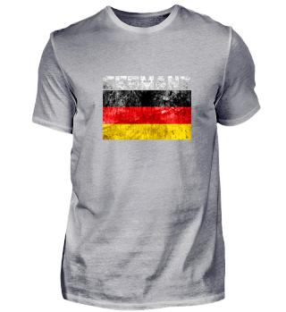 Deutschland Flagge deutsch Geschenk