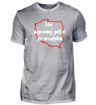 I love Polska,Polska Gift Shirt