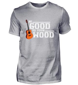 Gitarre Musik Instrument Geschenk
