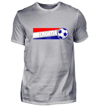 Football Croatia. Gift idea.