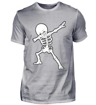 Dabbing Skelett Hip Hop Dance Dab Tanz