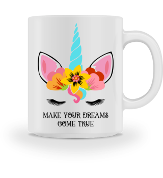 ♥ Cute Unicorn Boho Chic Flowers 5