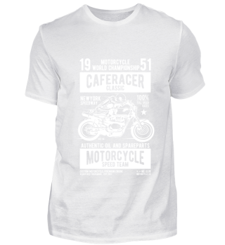 ☛ CAFERACER CLASSiC #1.5