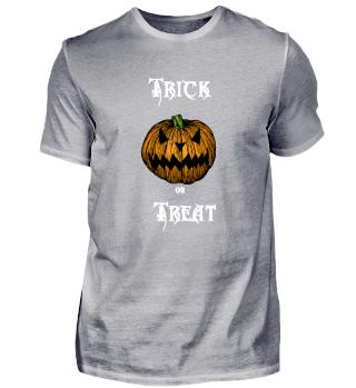 Halloween Jack o Lantern Trick or Treat