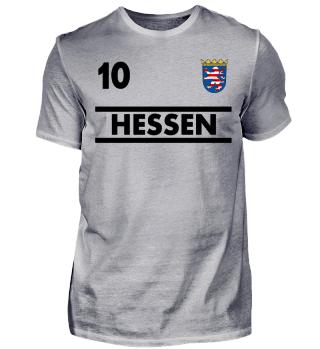 HESSEN FUSSBALL SHIRT